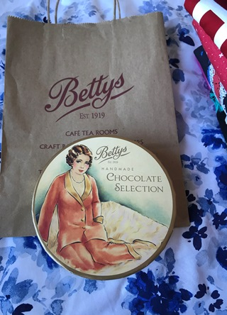 choklad Bettys